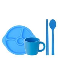 실리만 기획세트 어린이 식판세트 1호 (식판/컵/수저SET)