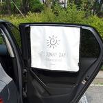 차량용 햇빛가리개-자석형