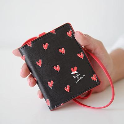 머니 카드지갑-패턴