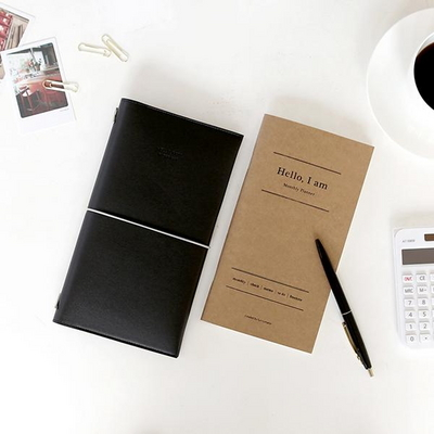 Hello, I am Monthly Planner - S