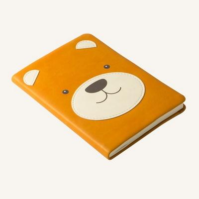 애니멀 팔스 노트북 (A6 ,Bear)