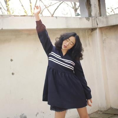 로맨틱 카라 원피스n41