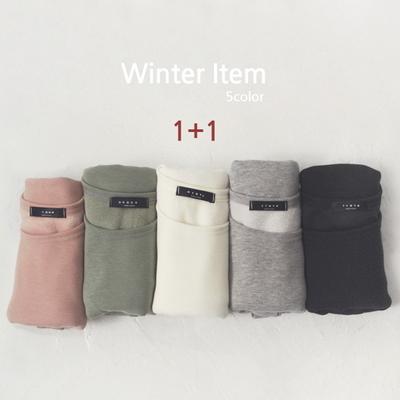 2set 따뜻한 밍크 융 나시n116