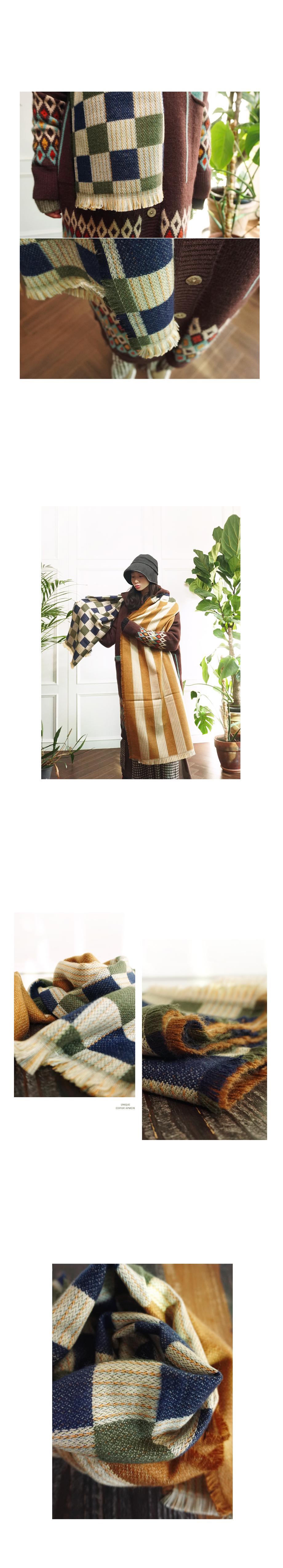 울혼방 감성 배색 체크 니트 롱 머플러23,400원-앞머리이동요망, 패션잡화, 머플러, 니트 머플러바보사랑울혼방 감성 배색 체크 니트 롱 머플러23,400원-앞머리이동요망, 패션잡화, 머플러, 니트 머플러바보사랑