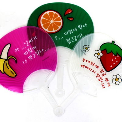 포포팬시 과일 부채