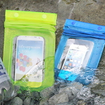 리얼방수 스마트폰 + 멀티 방수팩