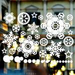 눈꽃 스티커 - 크리스마스스티커(002)