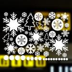 눈꽃 스티커 - 크리스마스스티커(010)