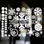 눈꽃 스티커 - 크리스마스스티커(016)