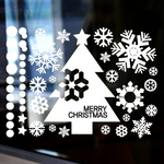 눈꽃 스티커 - 크리스마스스티커(021)