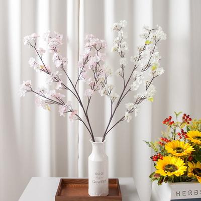 벚꽃가지 105cm [조화]