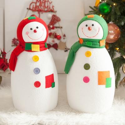 눈사람 45cm 크리스마스 인형 소품 장식 트리 TRDOLC