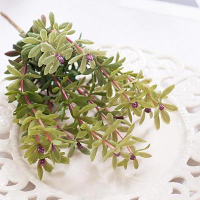 열매잎부쉬 26cm [조화]