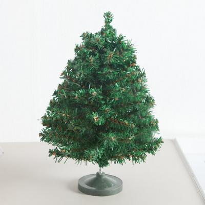 고급무장식PVC 트리 20cm 크리스마스 나무 TRHMES