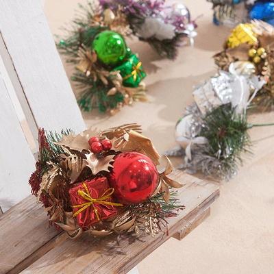선물볼픽 20cm 트리 크리스마스 장식 소품 TROMCG