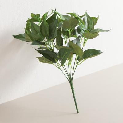 심플필로부쉬 30cm 조화 꽃 인테리어 장식 FAIBFT