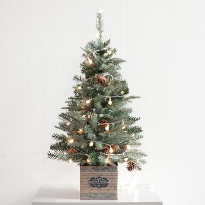 최고급그레이철재화분트리 90cm 트리 나무 TRNOES