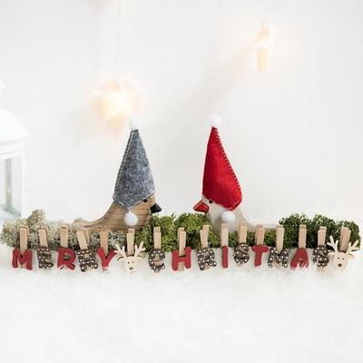 우드버드스칸디아 수반 38cmP 트리 크리스마스 TRFAHM
