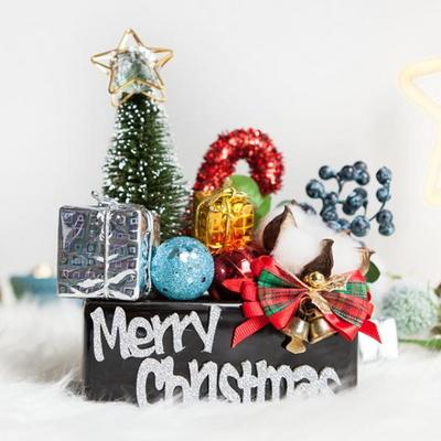 선물 트리 화분 20cmP 트리 크리스마스 TRFAHM