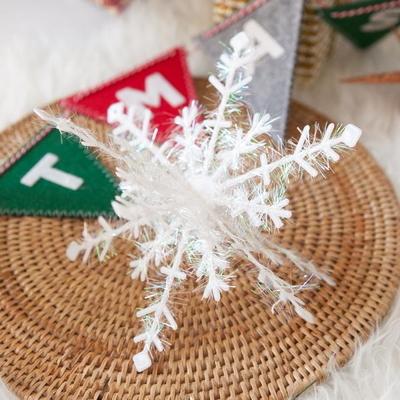 입체화이트모던설정 20cm(2개입) 크리스마스 TROMCG