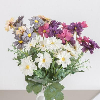 뷰티코스모스부쉬o 34cm 조화 꽃 소품 장식 FAIAFT