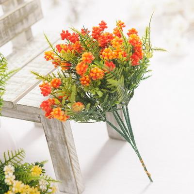 복분자픽(6개입)o 24cm 조화 꽃 인테리어 장식 FAIBFT