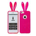rabito Basic iPone SE Hot Pink