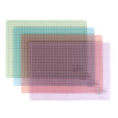 [현대오피스] 칼라투명 컷팅매트 A3