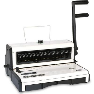 와이어링 제본기 Binder T-970 + 링100개 + 표지100매