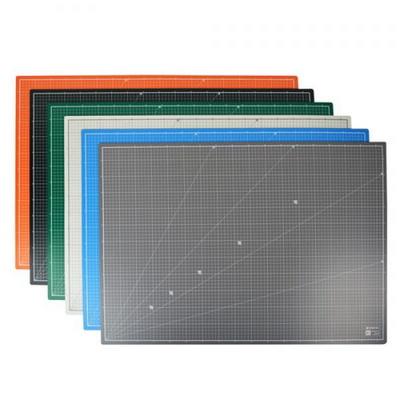 국산 컬러 컷팅매트 HCM-A1 /데스크매트/데스크정리/페이퍼컷팅/컷팅북