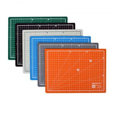국산 컬러 컷팅매트 HCM-A4 /데스크매트/데스크정리/페이퍼컷팅/컷팅북/마우스패드