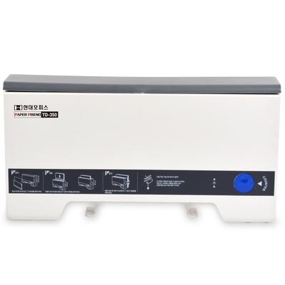 열접착 제본기 TD-350 + 열표지50매 증정