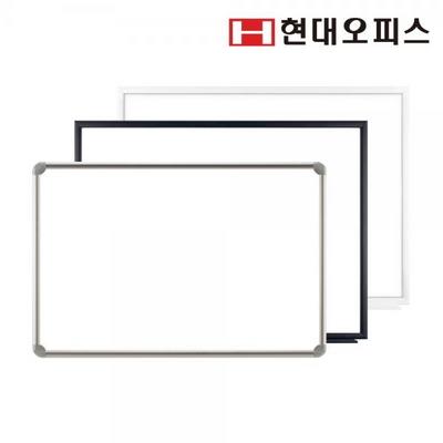 화이트보드 [일반/자석] 900×1500mm / 몰딩선택가능