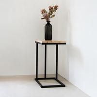 팰리 3라인 R03 철재 사이드 테이블