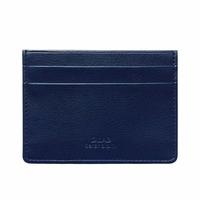 Simple card holder - navy