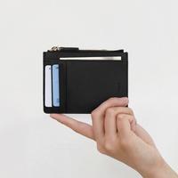 D.LAB 모리 카드지갑+탄생석 하트키링 - 3color