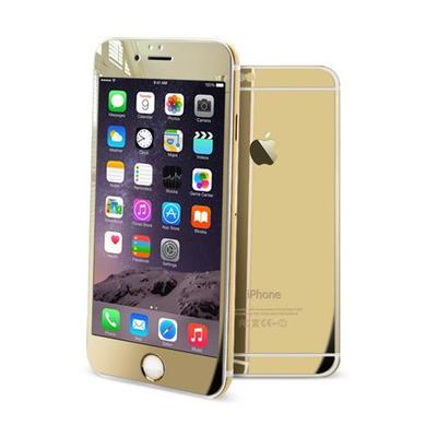 풀커버 강화유리 미러 글라스필름 아이폰 5 (앞+뒤) 강화유리필름