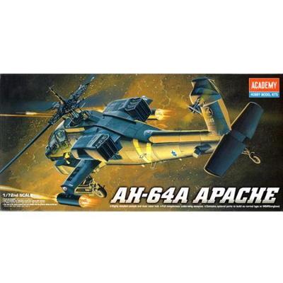 (ACFA110) 1-72 AH-64A 아팟치 (12488)) 아카데미과학 밀리터리 헬기 프라모델