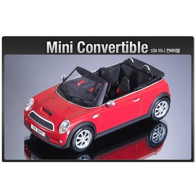 (ACC15501) 1-43 미니 컨버터블 (15104) 아카데미과학 자동차 프라모델