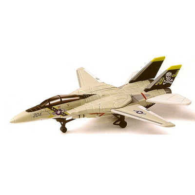 (아카데미과학 4D퍼즐-ACS80147)(4D퍼즐-01) F-14A 톰캣전투기 프라모델 장식용