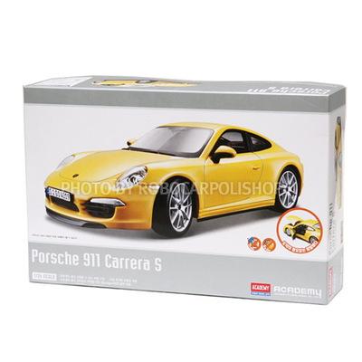 1-24 포르쉐 911 카레라 S(다이캐스팅 바디)(AC15127)