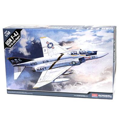 1-48 미해군 F-4J VF-84 졸리 로져스(AC12305)