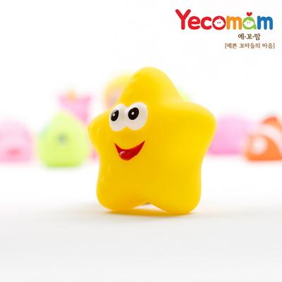 예꼬맘 LED 물놀이 장난감 프렌즈 4종세트 + 그물망