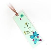 누름꽃공예-책갈피만들기