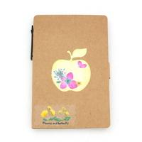 누름꽃공예-수첩만들기