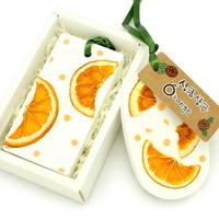 오렌지 석고방향제 만들기 (6개세트)