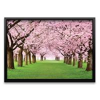 2000조각 미니퍼즐 - 만개한 벚꽃나무 정원 (PK20-3207)
