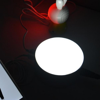 USB 2포트 LED 램프