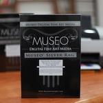 A4 25장 고급 반광택 인화지 뮤지오 실버랙 Museo Silver rag/인화지/포토용지