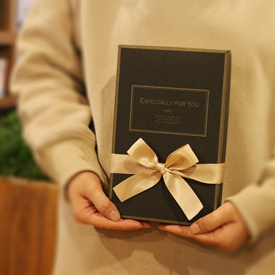 아이씨엘 초콜릿박스 - black gold frame  (15구)